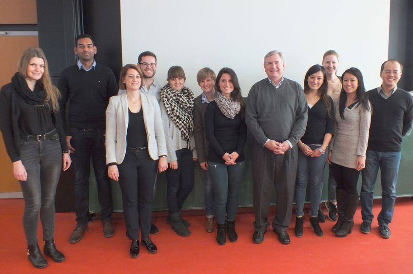 Hochschule Pforzheim International Visiting Professorships